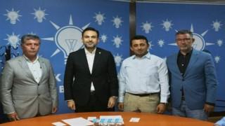 Çanakkale siyasetinde ezber bozan istifa