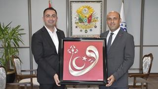 Kaymakam Can'dan, Başkan Erdoğan'a veda ziyareti