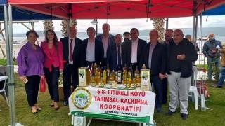 """Selçuk Semizoğlu: """"Troya Zeytinyağı Festivali'ni çok değerli buluyoruz"""""""