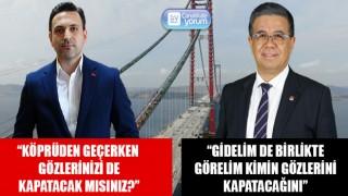 Siyasette köprü polemiği!