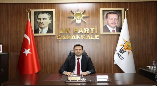 Başkan Makas'tan Gaziantep-Çanakkale uçak seferlerine destek