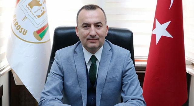 """Bülent Şarlan: """"Milletimiz 15 Temmuz gecesi eli kanlı FETÖ örgütüne gereken cevabı vermiştir"""""""
