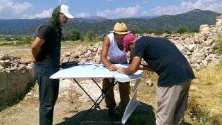 Pegai Kalesi'ndeki arkeoloji çalışmaları tarihe ışık tutacak