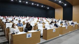 Muhtarlara yönelik eğitim semineri gerçekleştirildi