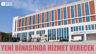 Çan Devlet Hastanesi yeni binasında hizmet verecek