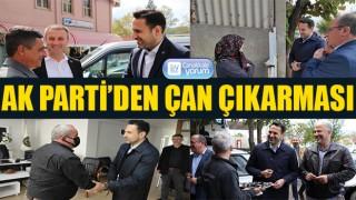 AK Parti'den Çan çıkarması